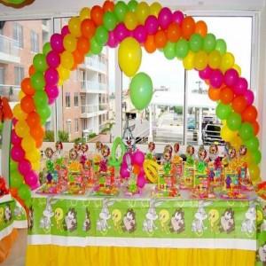 Fiestas de cumpleaños Valencia - fiestas temáticas