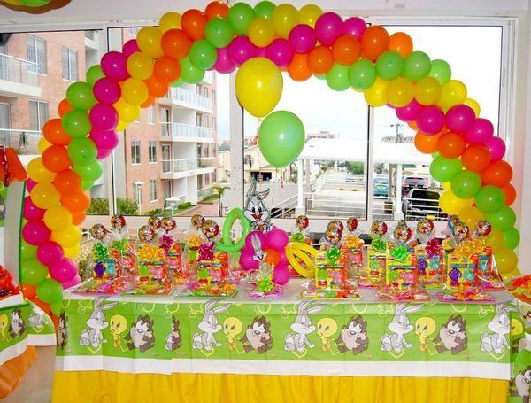 Decoración de primera comunión en Valencia - animación infantil