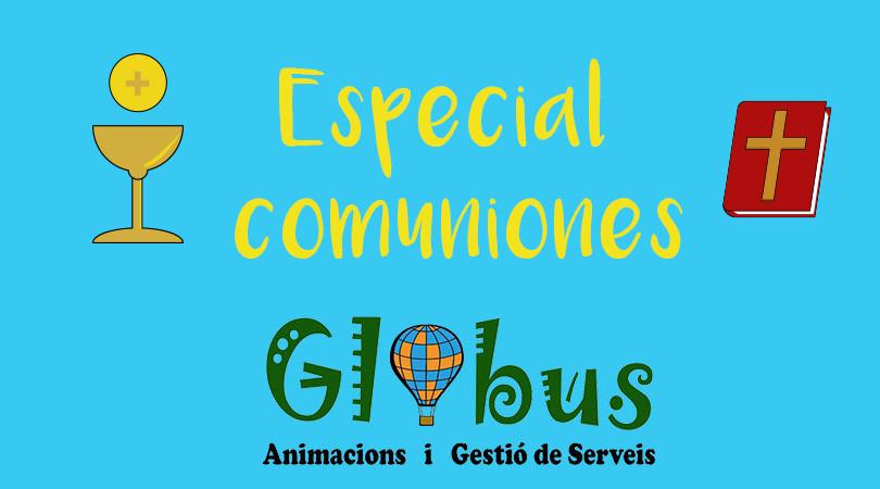Animación para comuniones en Valencia