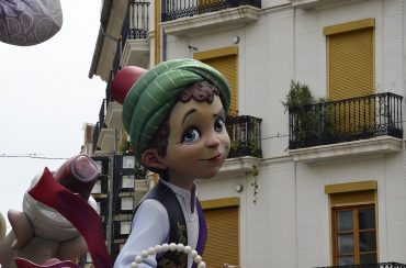 Animación infantil para fallas en Valencia