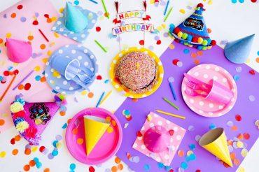 Cómo organizar un cumpleaños